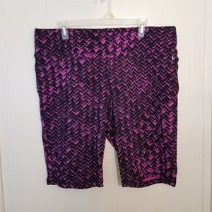 Danskin workout shorts size 2X